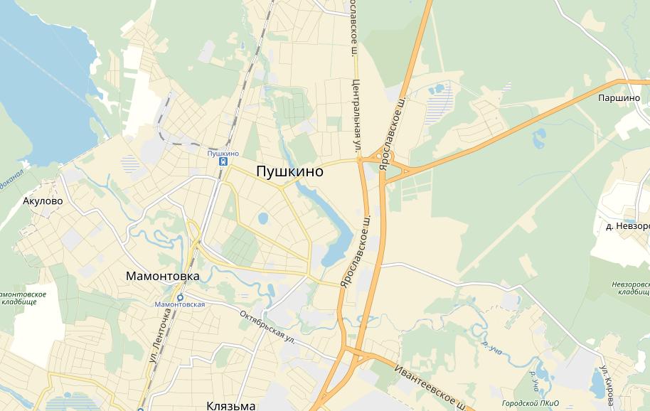 Тахографы в Пушкино