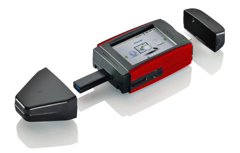 Устройство для загрузки и анализа данных на тахограф