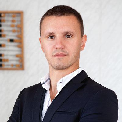 Кудинов Алексей Валерьевич Финансовый директор компании EHS