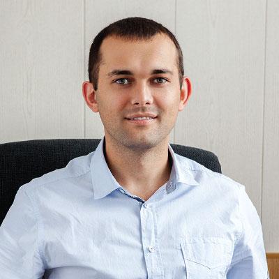 Самосюк Андрей Андреевич Технический директор компании EHS